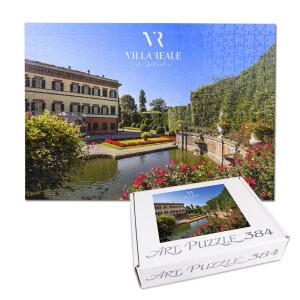 puzzle e packaging Villa Reale di Marlia